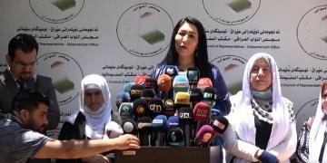 Parlamentera Iraqê: Emê dijî dagirkeriya Tirk bêdeng nemînin